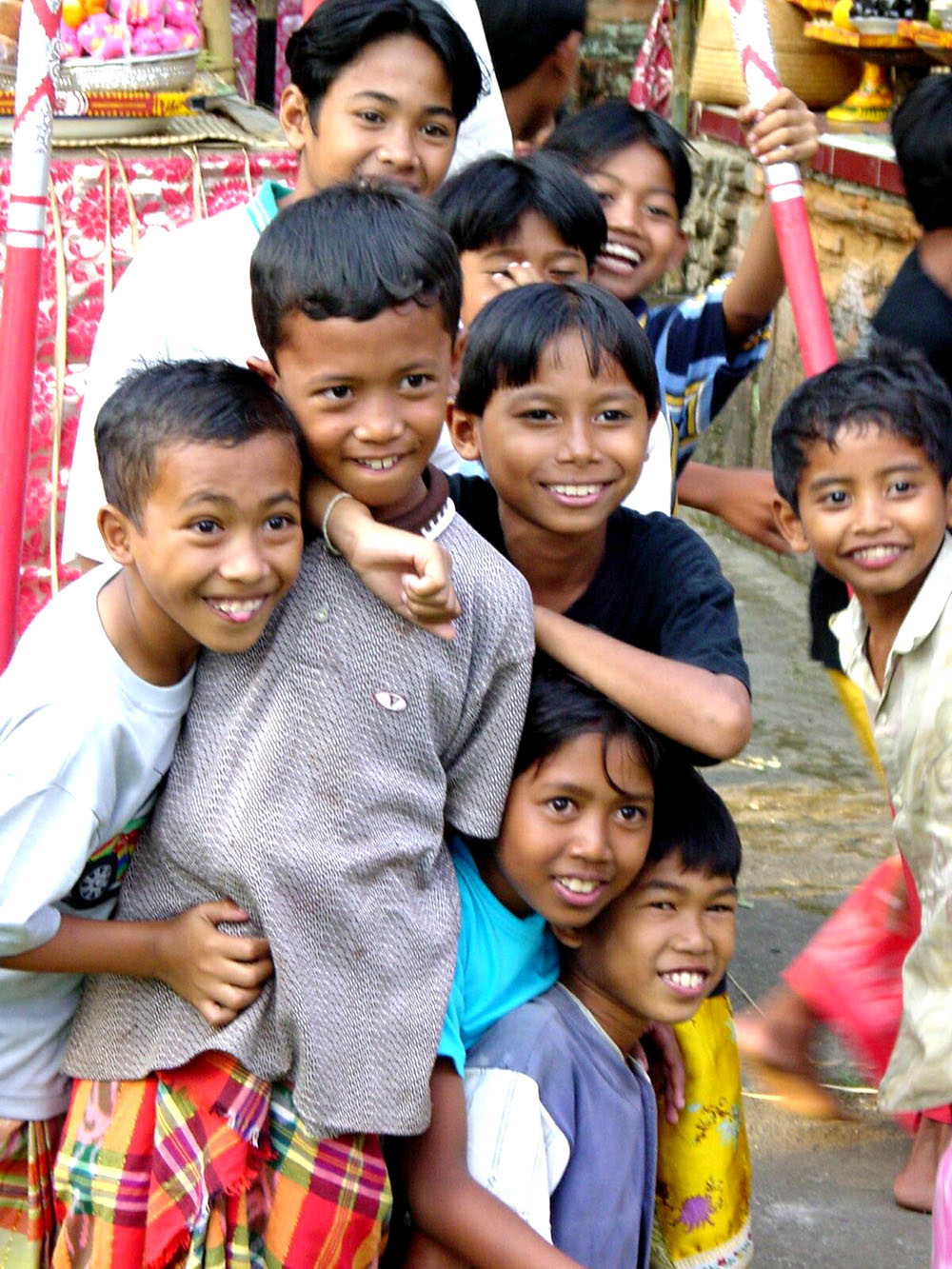 Bali Travels - People Images Page